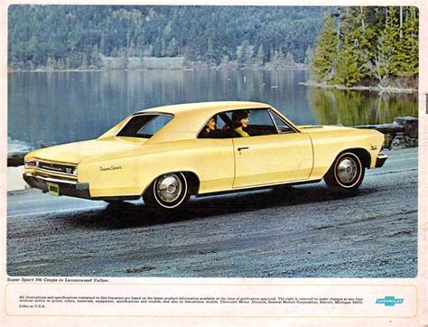 3 Car Garage Door 1966 Chevelle Specs Colors Facts History And
