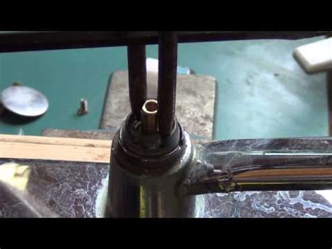Bathtub Faucet Cartridge Stuck How To Remove Stuck Moen Tub Faucet Stem Without Special Tool