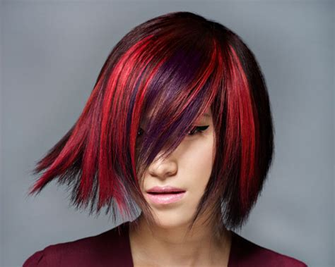 ways to dye short hair lively and fun ways to dye your hair pretty fm