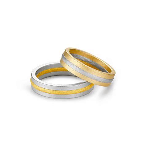 Niessing Ringe by Niessing Trauringe 171 Fusion 187 Gelb Grau Galerie Spandow