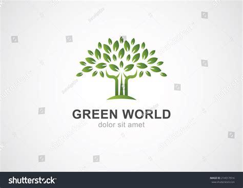 Green Circle Tree Vector Logo Design Stock Vector 214517914 Shutterstock Green Circle Tree Vector Logo Design Stock Vector 235140895