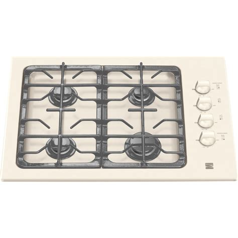 Kenmore Countertop Stove by Kenmore 32424 30 Quot Sealed Gas Cooktop