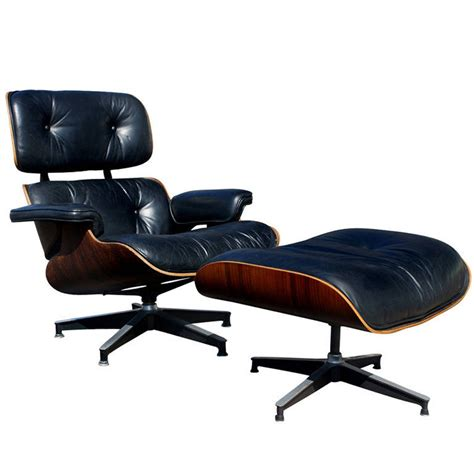 midcentury retro style modern architectural vintage - Herman Miller Lounge Chairs