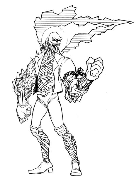 ghost rider 2 coloring pages free ghost rider head coloring pages