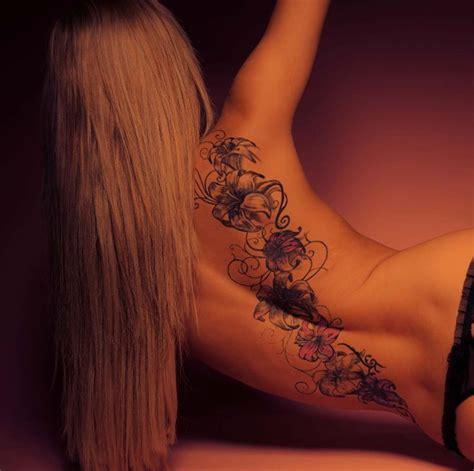 tattoo tribal nas costas feminina tatuagem feminina flores pretas nas costas jpg 960 215 956
