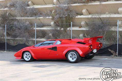 Lamborghini F50 1983 Lamborghini Countach And F50 At Symbolic