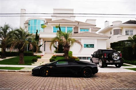 house real big car real big image gallery nice cars rich house
