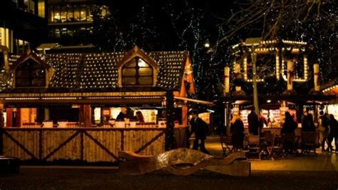 get into the holiday spirit a guide to christmas markets