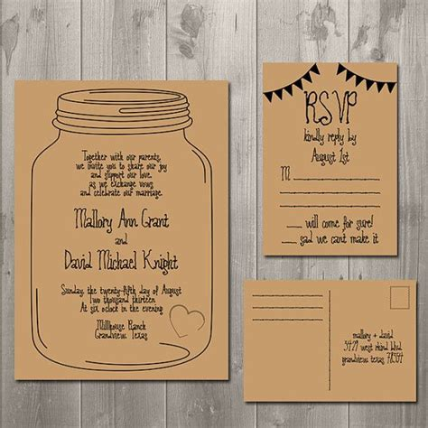 Rustic Rsvp Card Template Free by 17 Best Images About Business Cards On Gift
