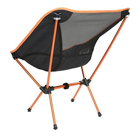 compact folding lawn chairs marchway ultralight folding cing chair portable