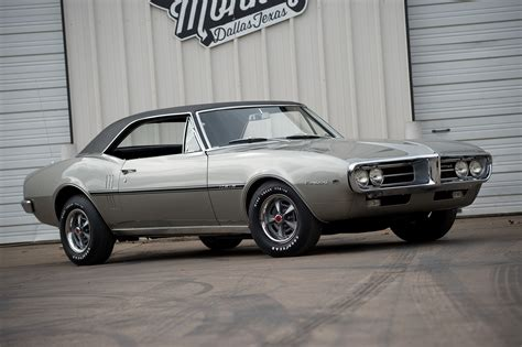 second car ever made first and second firebird pontiacs built restored and