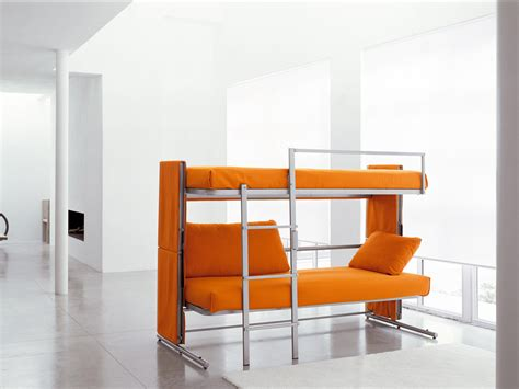 Convertible Sofa Bed With Removable Cover Doc Doc That Converts To Bunk Bed