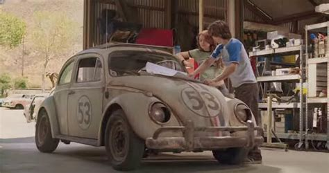 imcdborg  volkswagen sun roof sedan beetle typ   herbie fully loaded