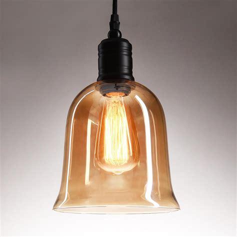 Primitive Lighting Fixtures Vintage Industrial Primitive Glass Hanging Ceiling L Household Pendant Light Ebay