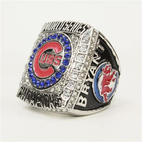 cubs rings מוצר replica 2016 chicago cubs baseball world series