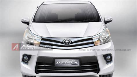 Lu Led Toyota Avanza prediksi wajah toyota avanza facelift 2015 by autonetmagz