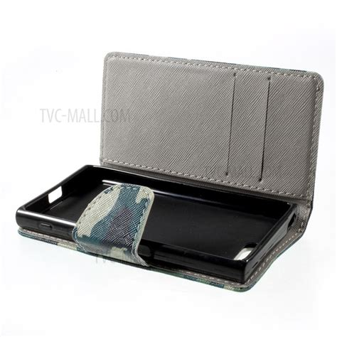 Casing Skin Asus Zenfone 3 Max 5 2 Zc520tl pattern printing leather wallet mobile casing for sony