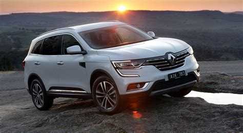 renault koleos 2017 red review 2017 renault koleos review