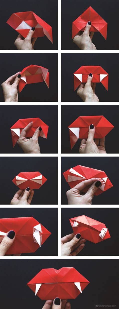 How To Make Vire Fangs With Paper - 25 best ideas about fangs on