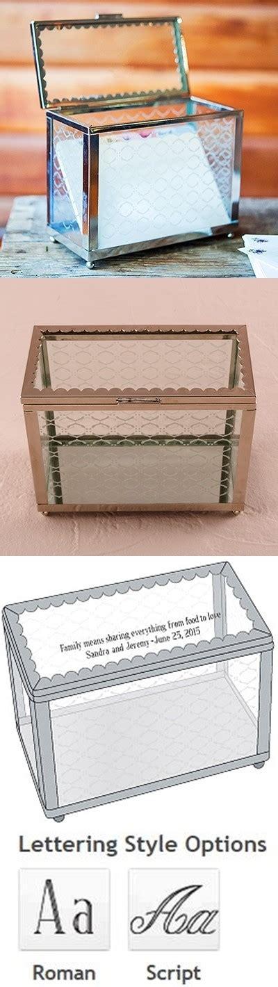 decorative glass box decorative glass box with mirror base as a wishing well