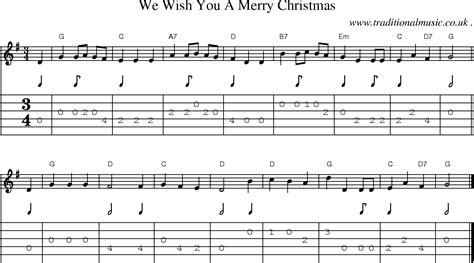 scottish tune sheetmusic midi mp guitar chords tabs     merry christmas