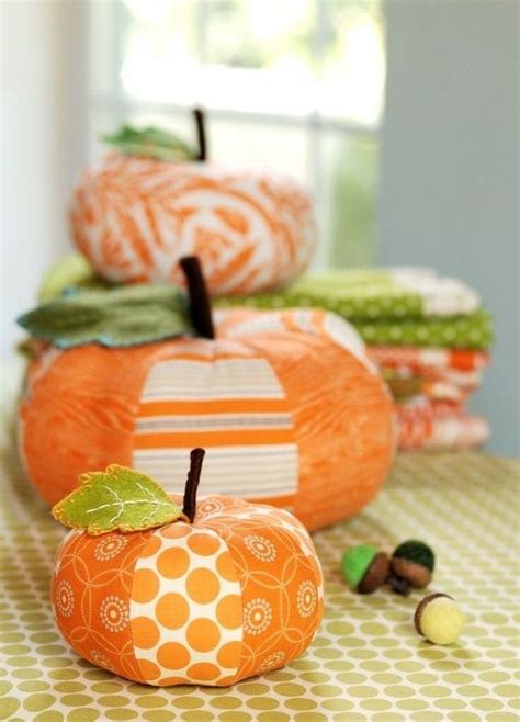 pattern for fabric pumpkins pumpkin sewing pattern pdf sewing pattern patchwork