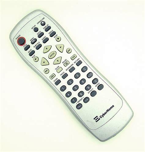 Remote Dvd Player Philips 3 Original 1 original cyberhome remote for dvd player