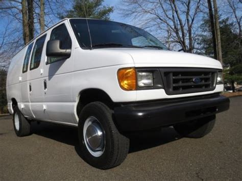 where to buy car manuals 2005 ford e250 lane departure warning purchase used 2005 ford e350 cargo van econoline ready to wrap serviced free carfax in