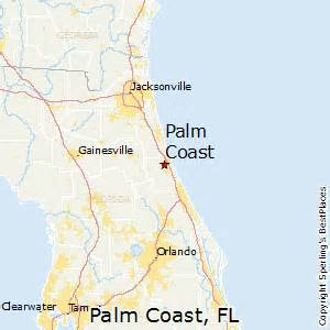 map of palm florida best places to live in palm coast florida