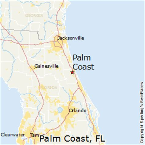 palm coast sections best places to live in palm coast florida