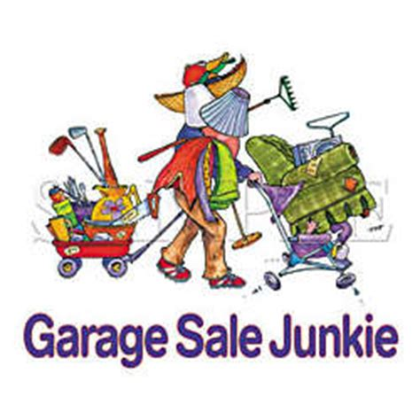 Garage Junkies Garage Sale Junkie T Shirt Findgift
