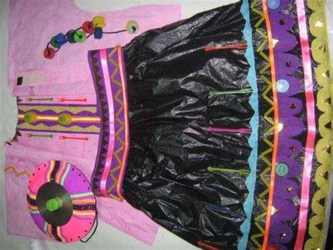 traje xe reciclado reciclado trajes disfraces vestidos reciclado trajes