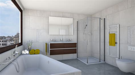tre casa 3d room procasa tre hauptbad
