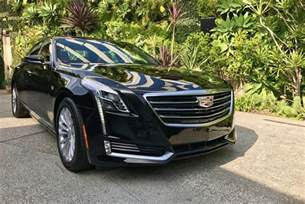 Hybrid Cadillac 2017 Cadillac Ct6 In Hybrid Review The Torque Report
