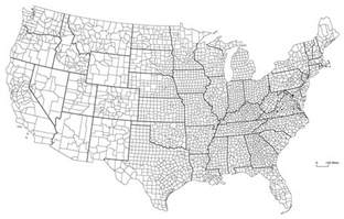 us map of counties zip codes this world view