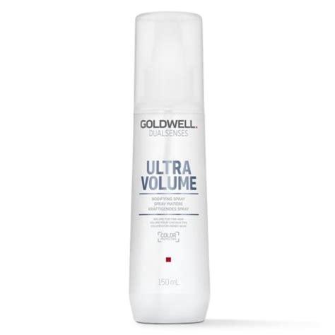 Goldwell Ultra Volume Sho dual senses ultra volume bodifying spray adel professional