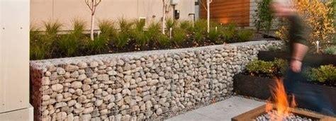 gabion retaining walls stone wall ideas gabion1 uk
