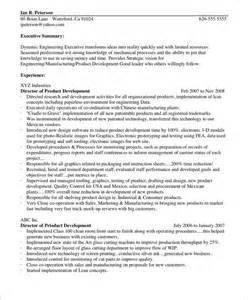 sample cto full force resumes l job winning resume