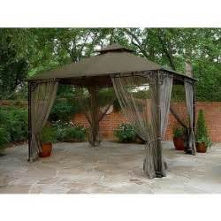Patio Canopy Gazebo Tent Garden Oasis Higgins Gazebo Replacement Canopy