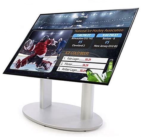 Lobby Digital Signage Kit 55 Lg 174 Supersign Tv Lg Supersign Templates