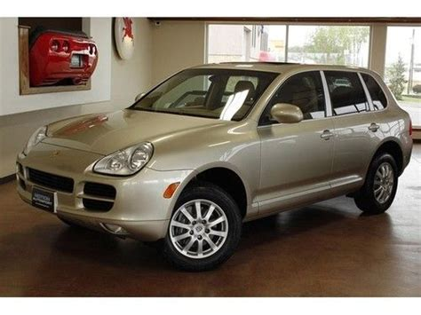 sell used 2006 porsche cayenne automatic 4 door suv in
