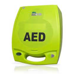 aed for home zoll plus fully automatic defibrillator one set of