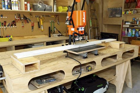 cool work bench the ultimate work bench thisiscarpentry