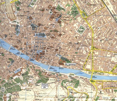 florence pocket map and 0241204577 popular 232 list map of florence italy