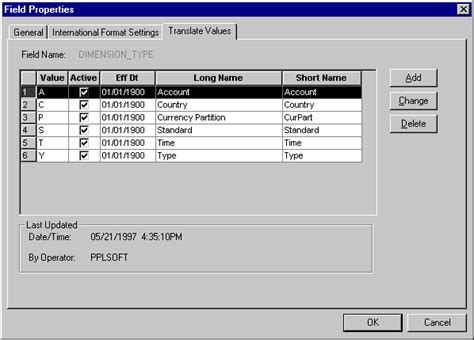peoplesoft file layout definition table creating field definitions