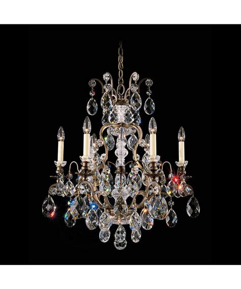 schonbek chandelier schonbek 3770 renaissance 24 inch chandelier capitol