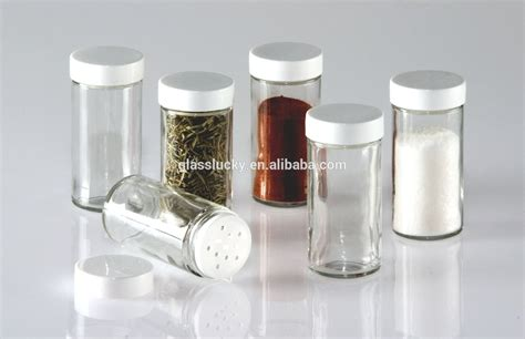Mini Glass Spice Jars Mini Glass Spice Jar Shaker Top Pepper Spray With