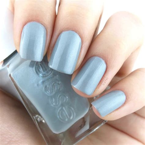 spring mature nail colors essie gel couture spring 2017 ballet nudes collection