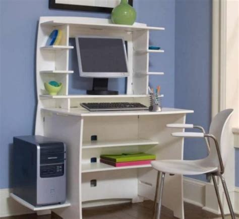 Space Saving Computer Desk Ideas by Diy Computer Desk Ideas Space Saving Awesome Picture