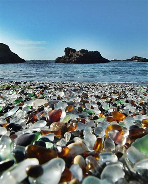 beach of glass best 25 glass beach california ideas on pinterest glass